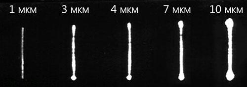 образцы для капиллярного контроля - фото 11
