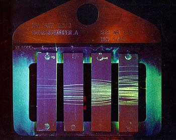 Натурные образцы Контрольный образец типа 1